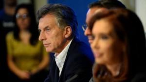 """Macri cuestionó al Kirchenrismo por consumir «las joyas de la abuela» y CFK se quejó  del """"doble discurso» del gobierno"""
