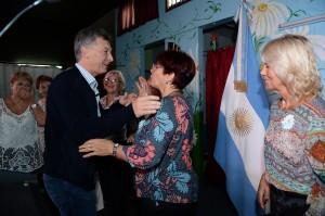 Macri anunció la universalización de la AUH y la devolución del IVA a jubilados