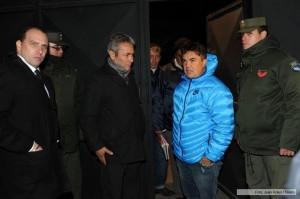 """Encontraron """"90.000 dólares"""" en los allanamientos a propiedades del empresario K, Lázaro Báez"""