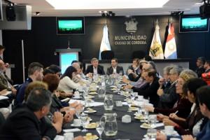 Municipio y Provincia refuerzan planes para combatir la inseguridad y el narcotráfico