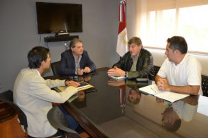 Agricultura y el Colegio de Ingenieros avanzarán en acciones conjuntas sobre normativas y controles