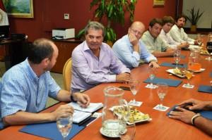 Campo: Ministro de la gestión schiarettista se reunió con provincias productoras