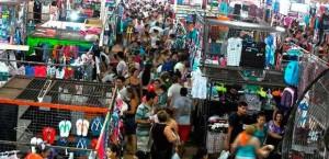 Con 570 «saladitas», la venta ilegal marcó un récord en febrero, según denunció la CAME