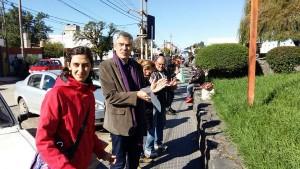 #12J  Con Frente dividido, la Izquierda lanzó dos candidatos para a la elección en Río Cuarto
