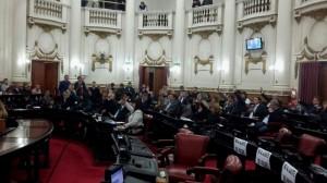 Unicameral: Con la oposición ausente, oficialismo puso punto final a la polémica por el Hotel Casino de Miramar