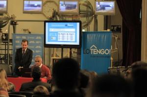 Se sortearon los primeros 565 lotes del Plan LoTengo