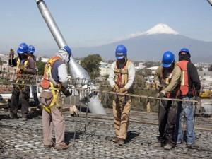 trabajo construcción