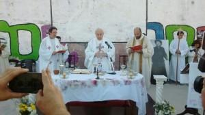 Fuerte signo de la Iglesia contra el narcotráfico en los barrios de Córdoba