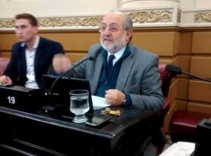 Tras las amenazas recibidas, García Elorrio pidió al Fiscal Anticorrupción que investigue a Kolektor