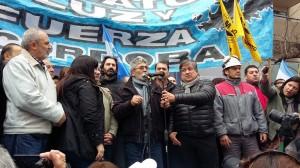 """Por la defensa del Trabajo y contra el """"ajuste"""", Movimiento Obrero conmemoró el Cordobazo"""