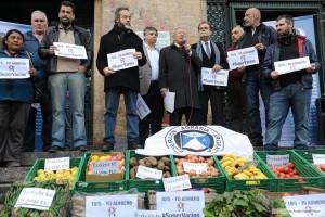 Llaman a un nuevo boicot a los supermercados y piden la intervención del gobierno