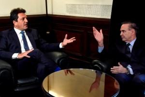 Mensaje para el macrismo: Massa no descarta apoyar propuesta antidespidos del Senado