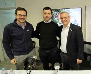 Arsat y la Universidad de Villa María lanzan un nuevo canal universitario