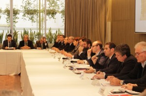 Inversión pública: Foro empresario se comprometió con Nación a colaborar en su planificación