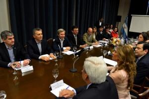 Desde Santiago del Estero, Macri insistió en que «vamos a terminar con la pobreza y la desigualdad»