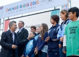 """Macri sostuvo que """"el sinceramiento de la economía duele"""""""