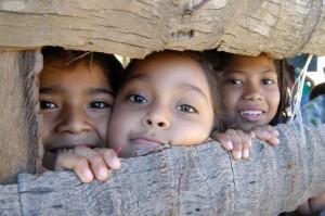 Tres de cada diez chicos argentinos son pobres