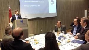 Los primeros días de junio, Córdoba sale al mercado con un nuevo título de deuda para obras de infraestructura