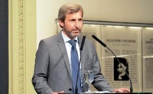 Antidespidos: Frigerio advirtió que el gobierno se opondrá a leyes «que entorpezcan inversiones»