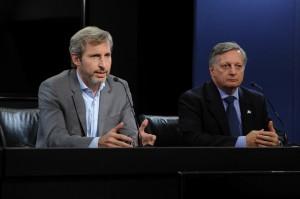 El tema de tarifas «no es sencillo tras décadas de políticas erradas», afirmó Frigerio
