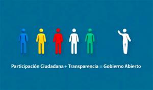 El gobierno creará una web para promover la participación ciudadana