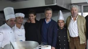 """Macri cuestionó al Kirchnerismo por ocultar """"el desempleo con trabajo público inútil"""""""