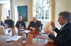 """Obispos cuestionaron la """"corrupción generalizada"""""""