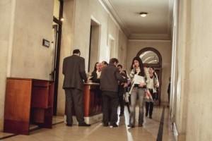 pasillos tribunales
