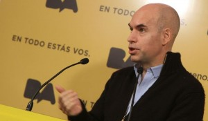 «El PRO no tiene ninguna patota», afirmó Larreta sobre los incidentes en Comuna 4