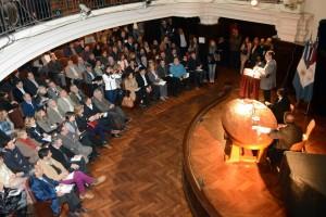Municipio presentó las Líneas Estratégicas para el Desarrollo de la Ciudad