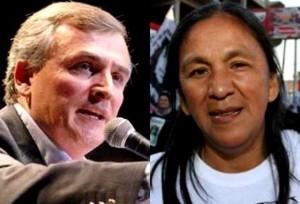 Morales volvió a cargar contra Milagro Sala y desmintió lo denunciado por la Tupac