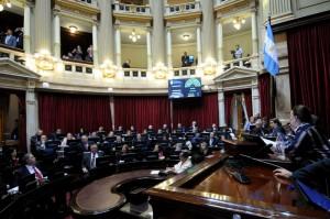 Senado convirtió en ley el pago de deudas a jubilados y el blanqueo de capitales