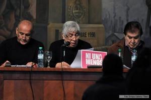 """Moyano afirmó que se retira de la jefatura de la CGT """"con las convicciones intactas"""""""