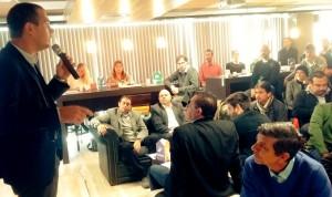 Encuentro de emprendedores con mentores de la Fundación E+E