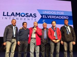 #RioCuartoElige   Yuni reconoció la derrota en manos del peronista Llamosas, quien pone fin a 12 años de Radicalismo