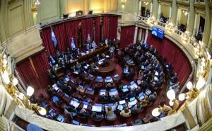 """Senado: Oficialismo se apresta a sancionar la """"ley ómnibus"""" de pago a jubilados y blanqueo"""