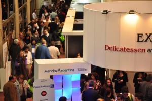 Con nuevas propuestas, se pone en marcha una nueva edición de la Expo Delicatessen & Vinos