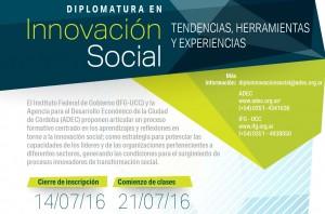 Ponen en marcha diplomatura con el foco puesto en la Innovación Social