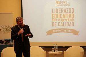 """""""El sistema educativo argentino necesita fortalecerse, y para hacerlo necesita cambios"""""""