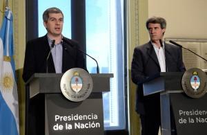 """Peña expresó el """"asombro"""" del gobierno macrista ante la detención de López"""