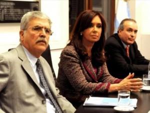 """Corrupción: CFK se despegó del """"enterrador"""" López, al asegurar que el dinero provino del sector privado"""