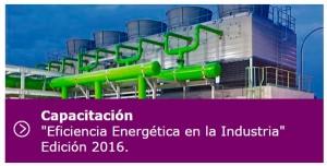 """Esta semana inicia capacitación en """"Eficiencia Energética en la Industria"""""""