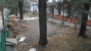 """Ex Batallón 141: Vecinos movilizados resisten proyecto empresarial y demandan una """"gran parque"""""""