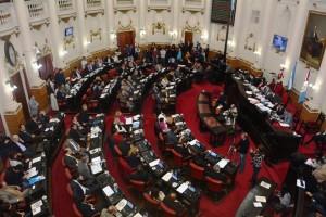 Violencia contra la mujer: Con el compromiso de avanzar en lo procedimental, Oposición acompañó ley enviada por el Ejecutivo