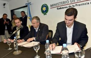 Urtubey y Morales, con el propósito en común de combatir el delito relacionado con el narcotráfico
