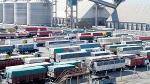 El lockout de transportistas genera pérdidas por USD 3,5M diarios