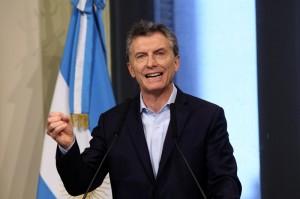 """Macri insiste con la consigna: """"Se acabó la joda"""""""