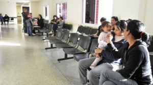 El 30% de las consultas en niños y el 71% de las internaciones se debieron a infecciones respiratorias (IRAB)