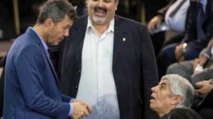 Alberto Fernández culpa a Macri por el caos en AFA