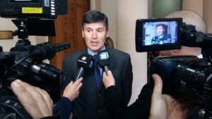 """Passerini: """"El Gobierno Nacional debe anular el tarifazo en el gas natural"""""""